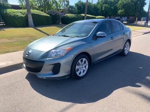 2012 Mazda MAZDA3 for sale at Premier Motors AZ in Phoenix AZ