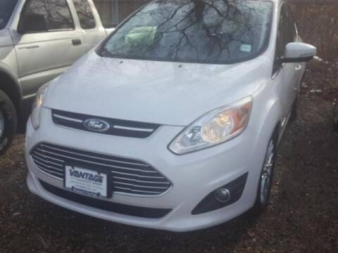 2013 Ford C-MAX Hybrid for sale at Cj king of car loans/JJ's Best Auto Sales in Troy MI