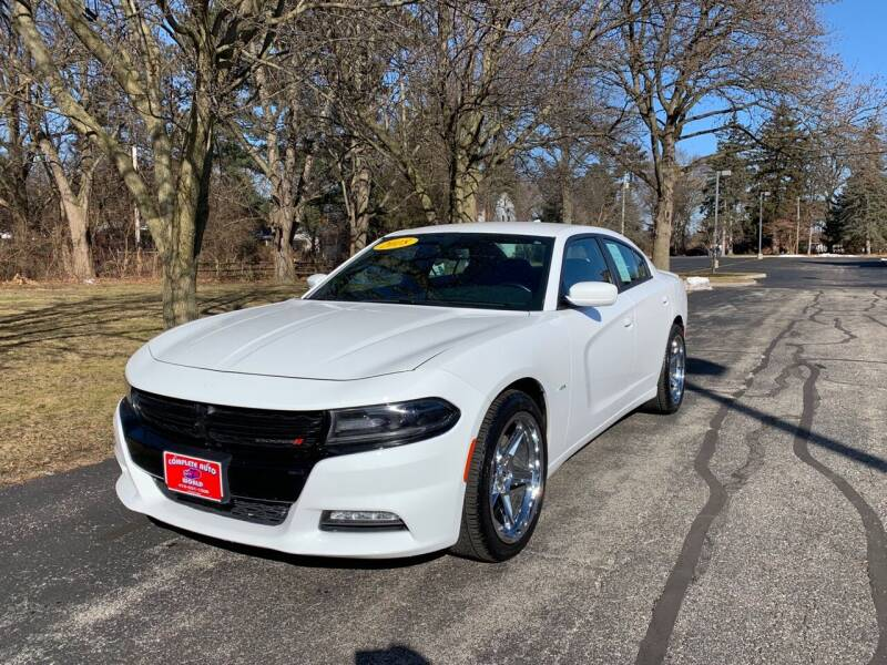 2018 Dodge Charger for sale at Complete Auto World in Toledo OH