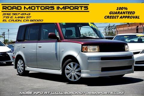 2004 Scion xB for sale at Road Motors Imports in El Cajon CA