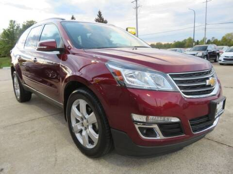 2017 Chevrolet Traverse for sale at Import Exchange in Mokena IL