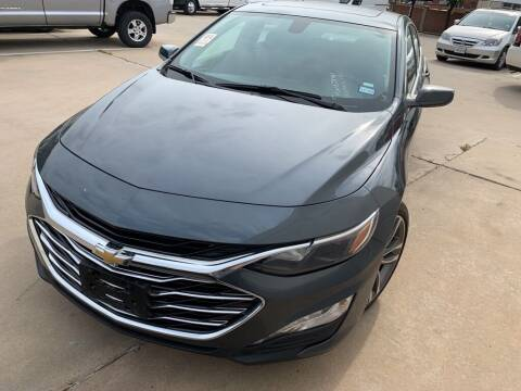 2021 Chevrolet Malibu for sale at Excellence Auto Direct in Euless TX