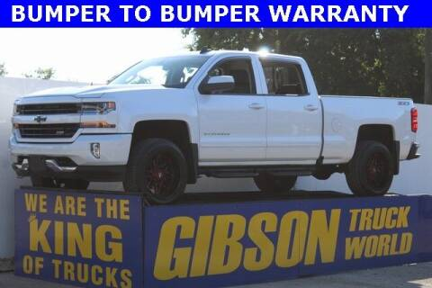 2017 Chevrolet Silverado 1500 for sale at Gibson Truck World in Sanford FL