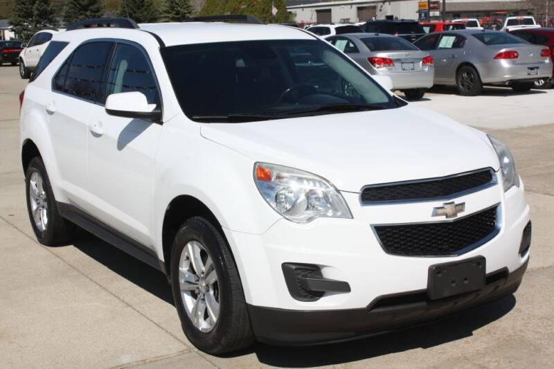 2014 Chevrolet Equinox for sale at Sandusky Auto Sales in Sandusky MI