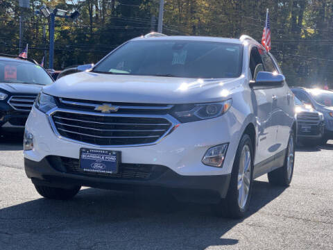 2018 Chevrolet Equinox for sale at Westchester Automotive in Scarsdale NY