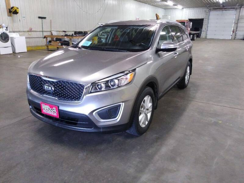 2017 Kia Sorento for sale at Willrodt Ford Inc. in Chamberlain SD