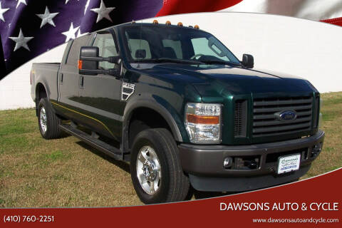 2010 Ford F-350 Super Duty for sale at Dawsons Auto & Cycle in Glen Burnie MD
