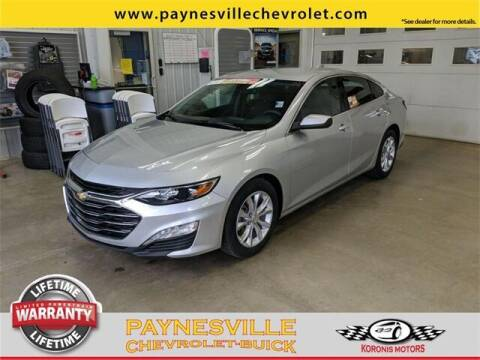 2019 Chevrolet Malibu for sale at Paynesville Chevrolet - Buick in Paynesville MN