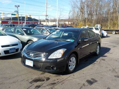 2012 Nissan Altima for sale at United Auto Land in Woodbury NJ