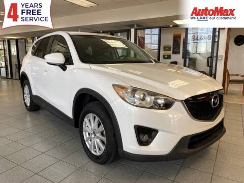 2014 Mazda CX-5 for sale at Auto Max in Hollywood FL