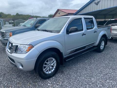 2019 Nissan Frontier for sale at M&L Auto, LLC in Clyde NC