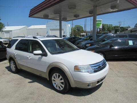 2008 Ford Taurus X for sale at Perfection Auto Detailing & Wheels in Bloomington IL