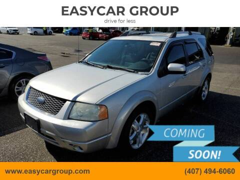 2007 Ford Freestyle for sale at EASYCAR GROUP in Orlando FL