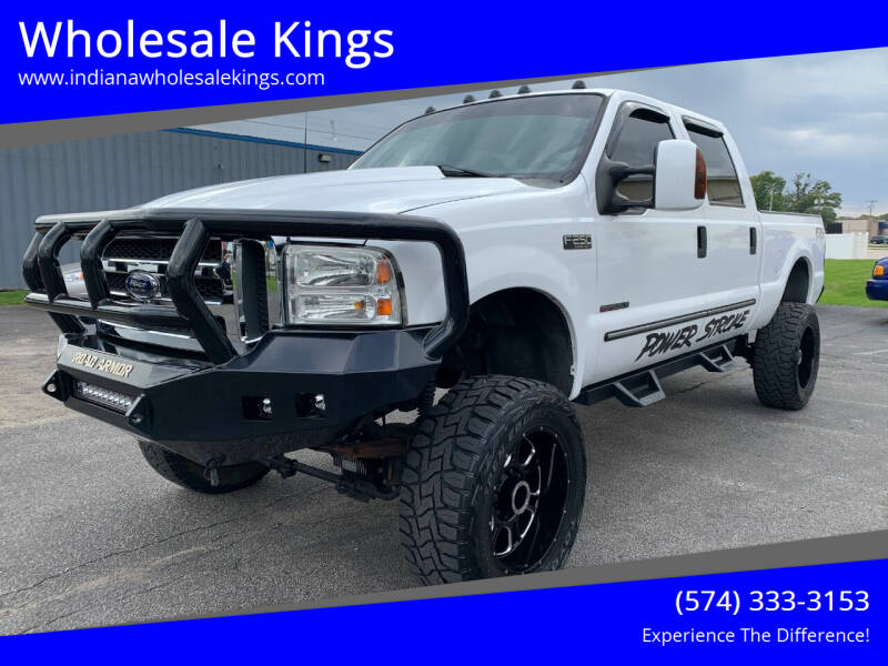2000 Ford F-250 Super Duty for sale at Wholesale Kings in Elkhart IN