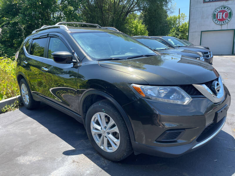 2016 Nissan Rogue for sale at Auto Exchange in The Plains OH