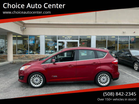 2016 Ford C-MAX Energi for sale at Choice Auto Center in Shrewsbury MA