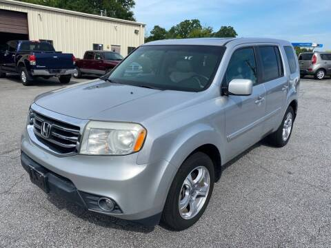 2012 Honda Pilot for sale at Brewster Used Cars in Anderson SC