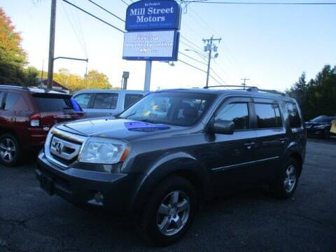 2011 Honda Pilot for sale at Mill Street Motors in Worcester MA