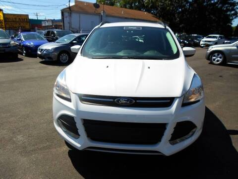 2016 Ford Escape for sale at QUALITY AUTO SALES OF NEW YORK in Medford NY