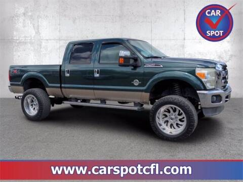 2011 Ford F-250 Super Duty for sale at Car Spot Of Central Florida in Melbourne FL
