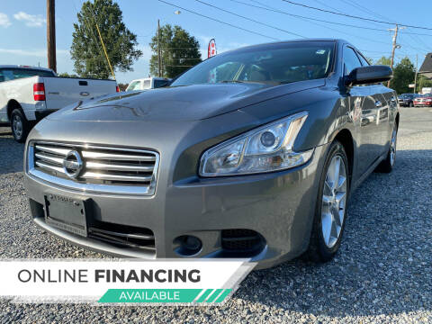 2014 Nissan Maxima for sale at Auto Store of NC in Walkertown NC