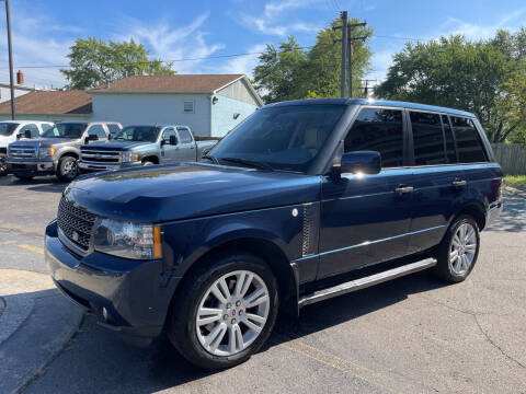 2011 Land Rover Range Rover for sale at A 1 Motors in Monroe MI