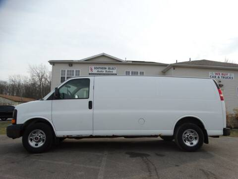 2008 GMC Savana Cargo for sale at SOUTHERN SELECT AUTO SALES in Medina OH