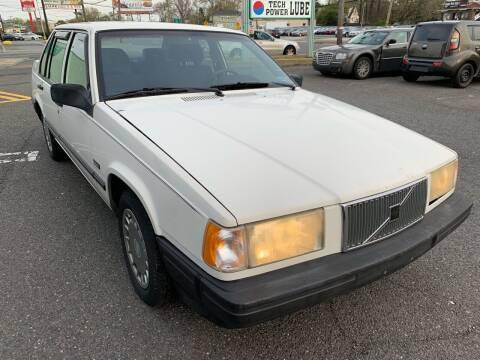 1993 Volvo 940 for sale at MFT Auction in Lodi NJ