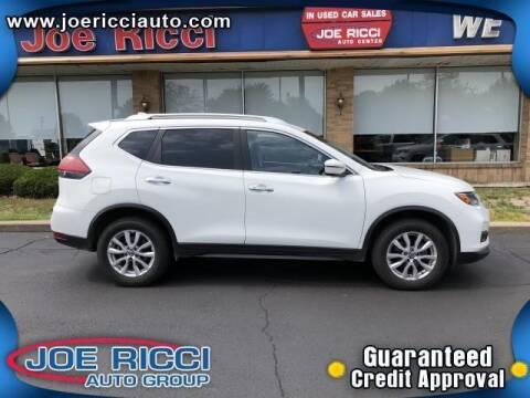 2020 Nissan Rogue for sale at JOE RICCI AUTOMOTIVE in Clinton Township MI