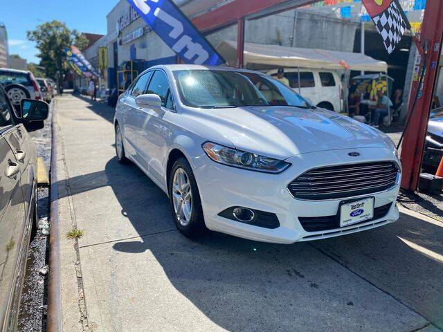 2013 Ford Fusion for sale at New 3 Way Auto Sales in Bronx NY