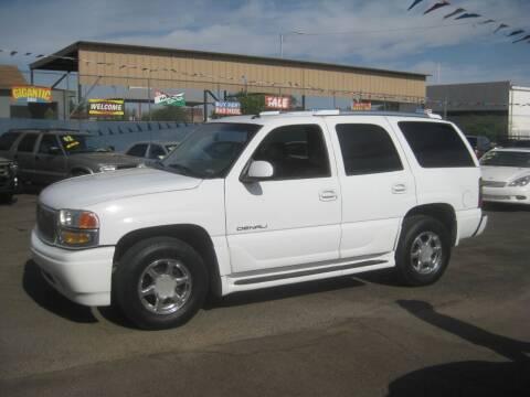 2004 GMC Yukon for sale at Town and Country Motors - 1702 East Van Buren Street in Phoenix AZ