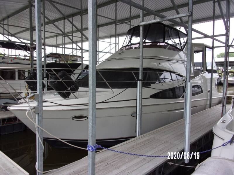 2005 Carver 41 MY for sale at Toy Flip LLC in Cascade IA