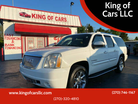 2007 GMC Yukon XL for sale at King of Cars LLC in Bowling Green KY