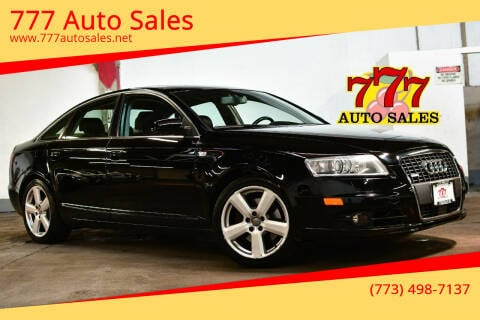 2006 Audi A6 for sale at 777 Auto Sales in Bedford Park IL