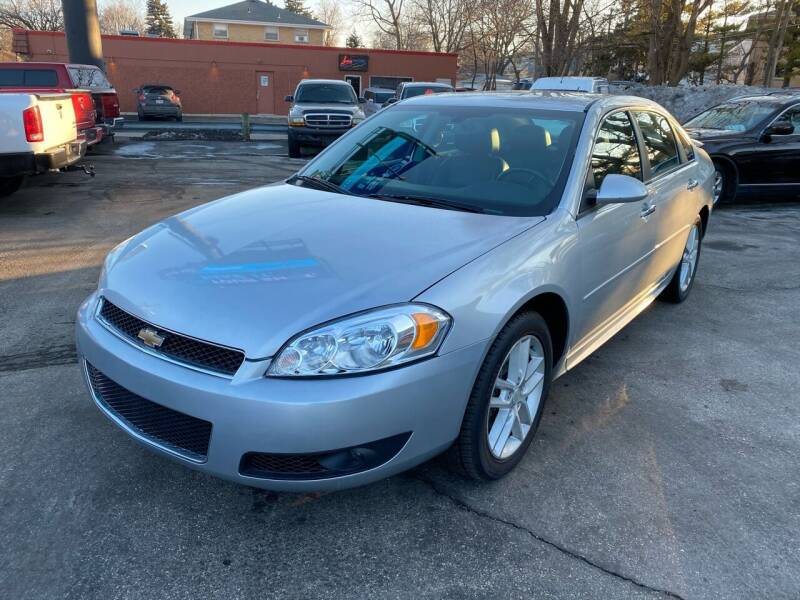 2013 Chevrolet Impala for sale at 1st Quality Auto in Milwaukee WI