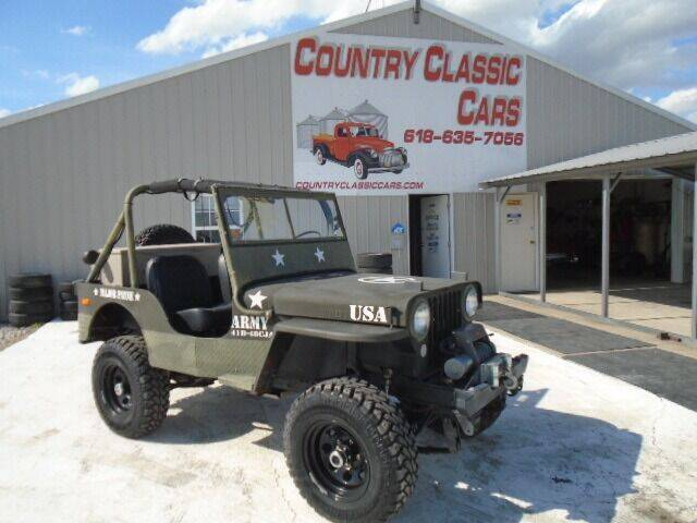 1948 Willys Jeep for sale in Staunton, IL