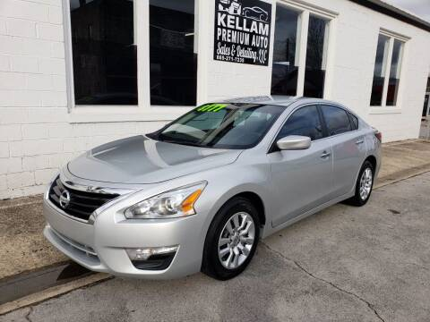 2014 Nissan Altima for sale at Kellam Premium Auto Sales & Detailing LLC in Loudon TN