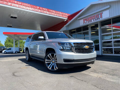 2015 Chevrolet Suburban for sale at Furrst Class Cars LLC in Charlotte NC