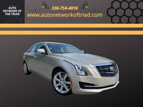 2016 Cadillac ATS for sale at Auto Network of the Triad in Walkertown NC