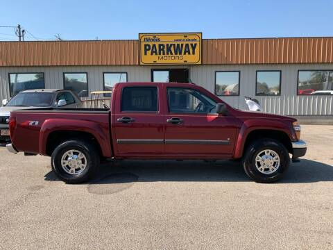 2008 Chevrolet Colorado for sale at Parkway Motors in Springfield IL