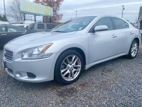 2011 Nissan Maxima for sale at Universal Auto INC in Salem OR