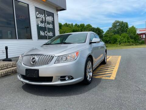 2010 Buick LaCrosse for sale at Auto America - Monroe in Monroe NC