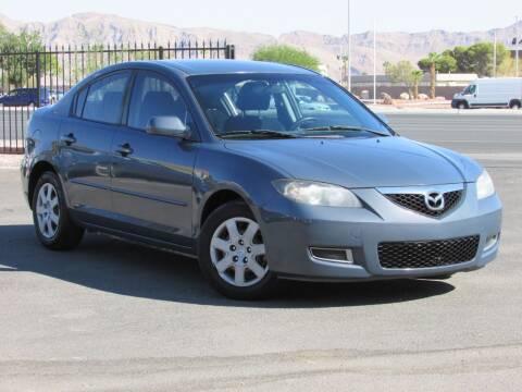 2007 Mazda MAZDA3 for sale at Best Auto Buy in Las Vegas NV
