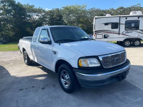 1999 Ford F-150 for sale at Autoway Auto Center in Sevierville TN
