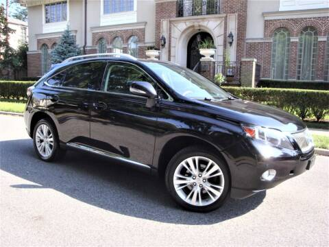 2012 Lexus RX 450h for sale at Cars Trader in Brooklyn NY