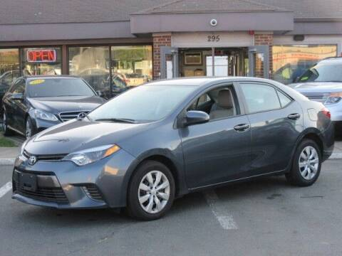 2016 Toyota Corolla for sale at Lynnway Auto Sales Inc in Lynn MA