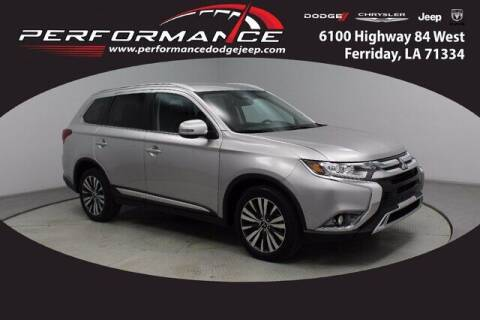 2020 Mitsubishi Outlander for sale at Auto Group South - Performance Dodge Chrysler Jeep in Ferriday LA