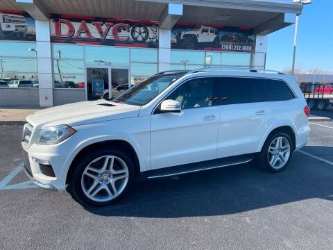 2015 Mercedes-Benz GL-Class for sale at Davco Auto in Fort Wayne IN