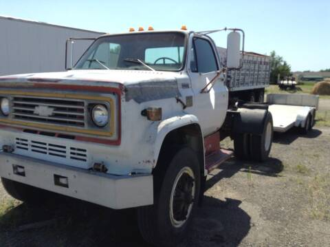 1977 Chevrolet SINGLE AXLE TRACTOR for sale at Melton Chevrolet in Belleville KS