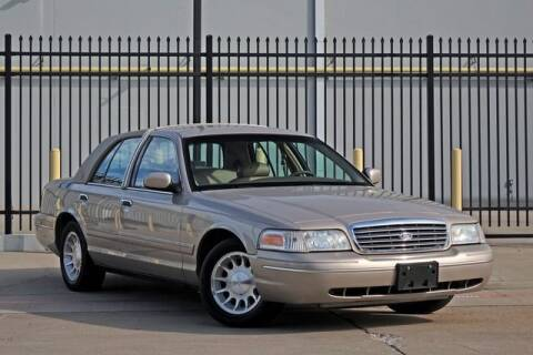 1998 Ford Crown Victoria for sale at Schneck Motor Company in Plano TX